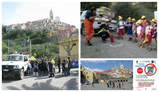 Cervo: educazione ambientale, alla scuola Primaria 'A.Ferrari' al via l'undicesima edizione di 'EduGiovani'