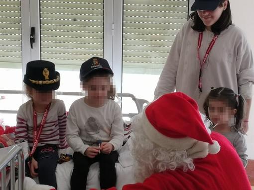 Sarà un Natale speciale e ricco di appuntamenti per i pazienti dei reparti di Pediatria di Sanremo ed Imperia