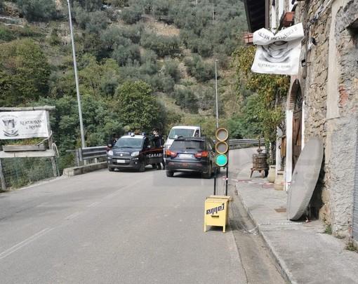 Valle Argentina 'liberata' dalle 12.30: la statale 548 riaperta a senso unico alternato con semaforo (Foto)