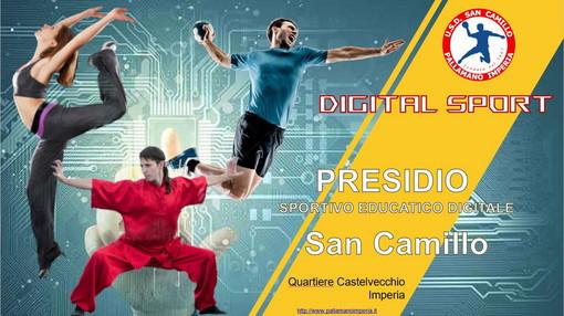 Servizi sportivi ed educativi a Castelvecchio: la San Camillo fa rete con altre associazioni imperiesi