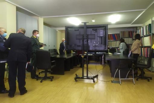 Riunione del Comitato di sicurezza per la Milano-Sanremo: comuni tutti d'accordo sulle misure anti Covid (Video)