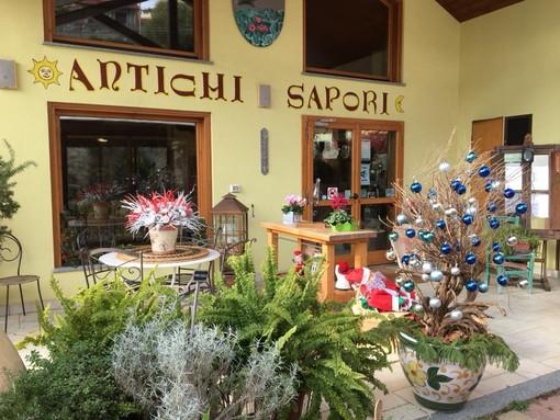 """A Natale e Capodanno il Ristorante """"Antichi Sapori"""" vi riserva un'atmosfera calda e di festa con due menù speciali"""
