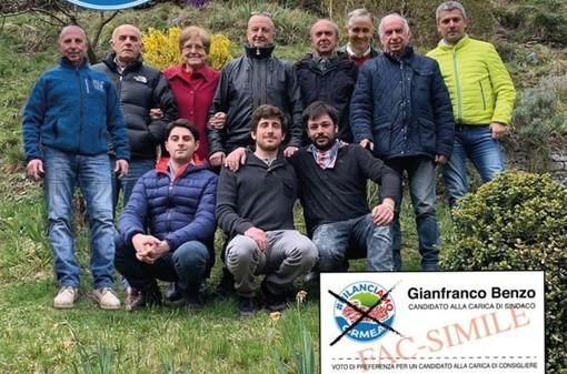 Esperienza e nuove energie: il giusto mix per amministrare Ormea secondo il candidato sindaco Gianfranco Benzo