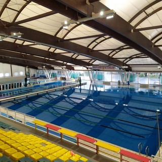 Giovedì 24 ottobre, riapre la piscina Felice Cascione di Imperia