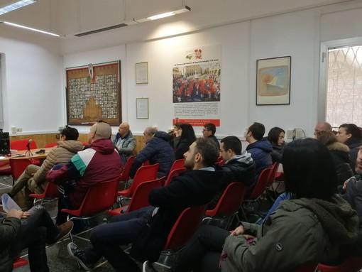 La riunione dei dipendenti del 21 marzo scorso