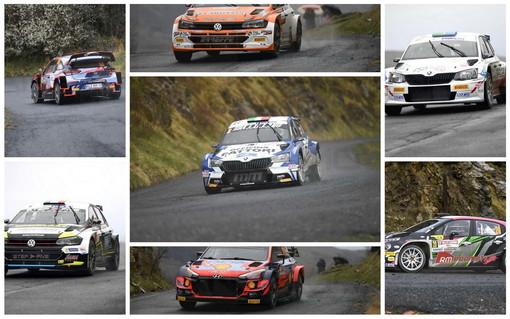 Rallye di Sanremo 2021: scattate le prime prove speciali, ecco le prime foto e immagini dal Colle d'Oggia