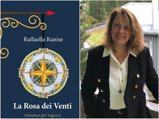"""Diano Marina: rassegna 'Un mare di pagine', sabato in giallo con il libro """"La Rosa dei Venti"""""""