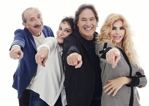 Oggi poco dopo le 13 su Radio Onda Ligure l'intervista ai Ricchi e Poveri tornati nuovamente in quattro