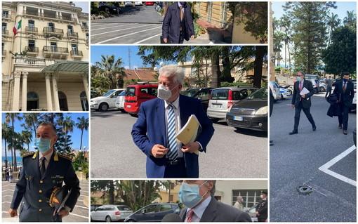Riunione del Comitato Interforze in Prefettura: no categorico del Sindaco di Ventimiglia al centro di accoglienza (Video)