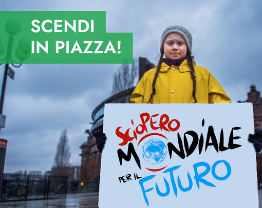 """""""Abbiamo solo 11 anni per salvare il pianeta"""": venerdì 15 marzo è sciopero mondiale per il clima (Video)"""