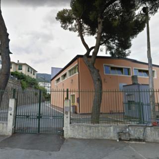 La scuola 'Dante Alighieri' di Sanremo