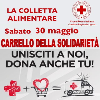 La Croce Rossa della nostra regione con il gruppo Arimondo organizza la 'Spesa solidale' per sabato prossimo