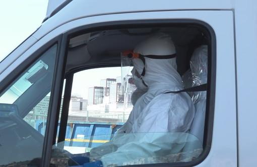Nella nostra provincia un morto nelle ultime 24 ore per il Coronavirus: una donna di 80 anni ricoverata a Sanremo
