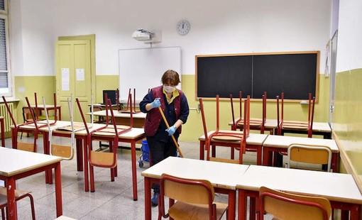 Coronavirus: nelle ultime 24 ore zero contagi nelle scuole della provincia di Imperia