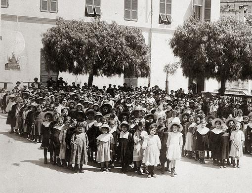 Quando nelle scuole sanremesi fu erogata la prima refezione gratuita: la città dei fiori fu la prima in Europa