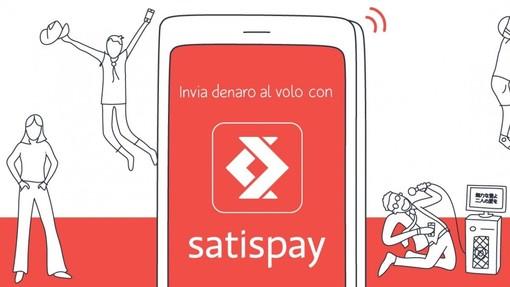 Con la Confesercenti della nostra provincia arrivano nei negozi associati i pagamenti con l'app 'Satispay'