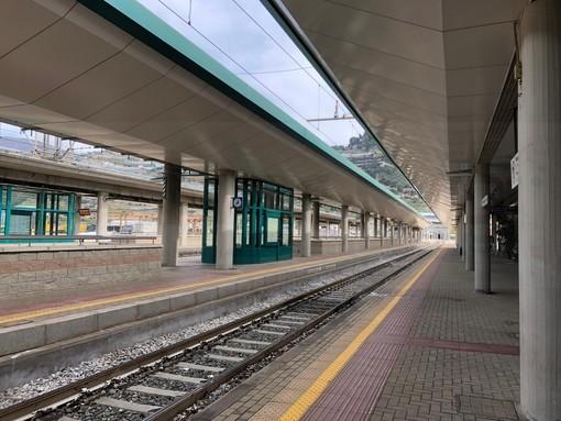Taggia: RFI, attivazione nuovo sistema tecnologico. Modifiche programma circolazione treni
