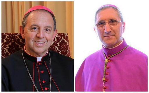 Pasqua 2020: gli auguri dei Vescovi delle nostre due Diocesi, Mons. Antonio Suetta e Mons. Guglielmo Borghetti (Video)