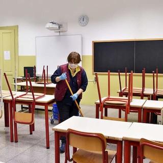Covid nelle scuole della provincia di Imperia: zero contagi nelle ultime 24 ore