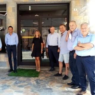 San Giacomo di Roburent: inaugurato il nuovo allestimento dell'Ufficio Turistico IAT gestito dall'ATL del Cuneese (VIDEO)