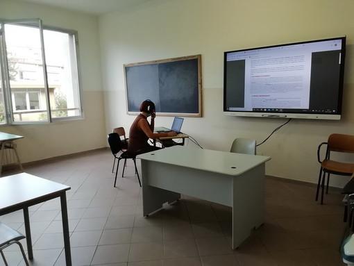Zona 'quasi' rossa e scuole chiuse tra Ventimiglia e Santo Stefano al Mare: il pensiero di una mamma