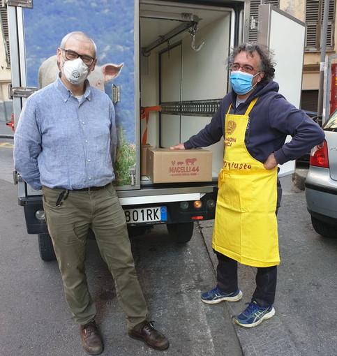 Solidarietà: Coldiretti a supporto delle famiglie in difficoltà maxi consegna di prodotti agricoli