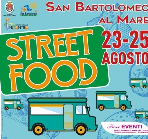 Street Food a San Bartolomeo al Mare: 3 giorni di puro divertimento