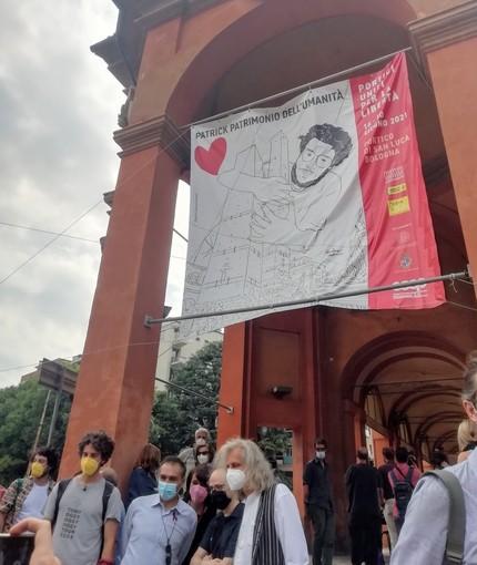 Le immagini da Bologna