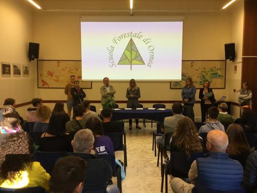 """Ormea: riparte sotto la guida della Scuola Forestale il supporto progettuale-logistico della no profit """"Fortes Impresa Sociale"""""""