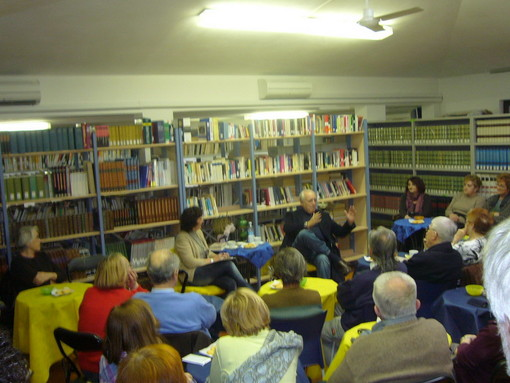 San Bartolomeo al Mare: giovedì Barnabà e Trentin per 'Il tea con l'autore' presentano 'Il passo della morte'