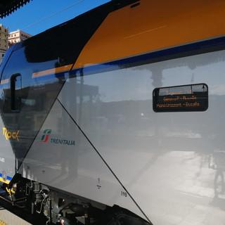 Trasporti: dalla settimana prossima sarà in circolazione un altro nuovo 'Pop' e dal 9 agosto due nuovi treni notturni tra Savona e Ventimiglia