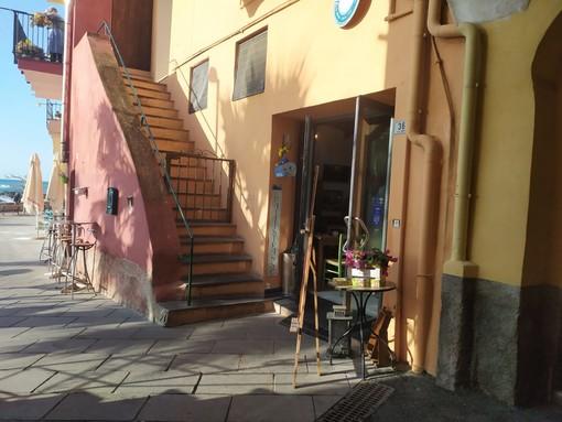 Imperia: furto nei giorni scorsi da 'U Battistrasse' locale della movida a Borgo Foce (Foto)