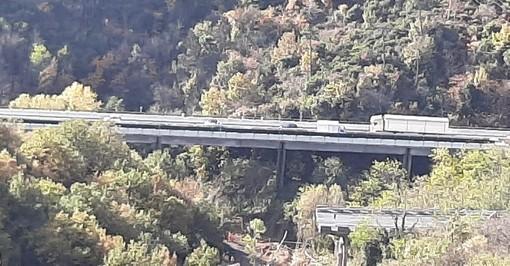 Viabilità nel savonese: l'autostrada A6 riaperta con doppio senso di circolazione
