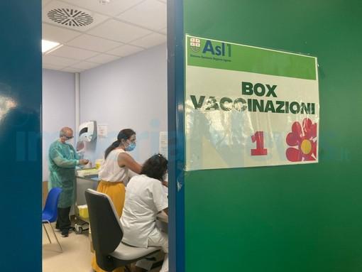 Vaccini: in Liguria dose addizionale già somministrata al 6,7% degli immunocompromessi