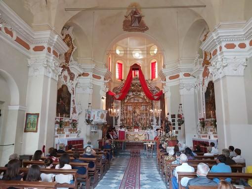 Aurigo: giornata di festa in onore di San Paolo, il patrono di questo piccolo borgo (foto)