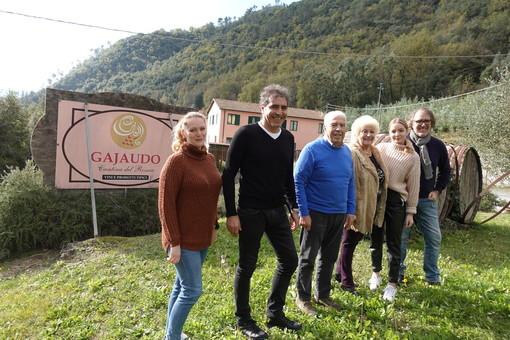 Target: un calice di rossese per degustare la storia della famiglia Gajaudo (Video)
