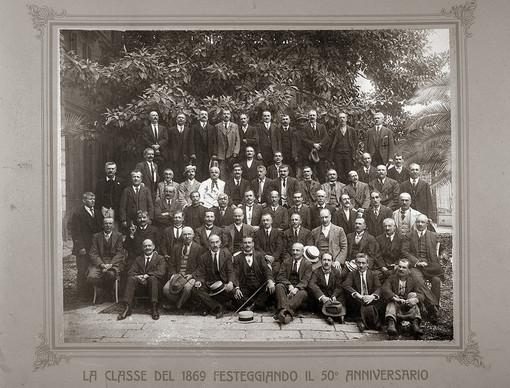 Sanremo e l'Europa: quando  i Sanremesi del 1869  compirono sorridendo i cinquant'anni…