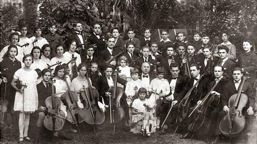 Quando la musica volava  tra palme e fiori a Sanremo