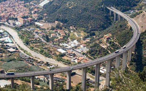 I cantieri autostradali presenti sui tronchi della A10 e della A6 tra il 23 e il 29 novembre