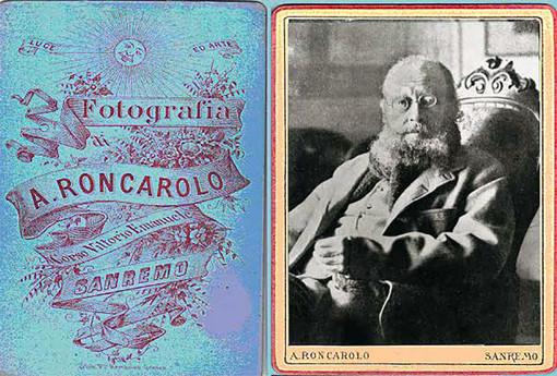 Una foto al giorno dalla Mostra di Santa Tecla: quando Edward Lear venne a Sanremo e si costruì due ville