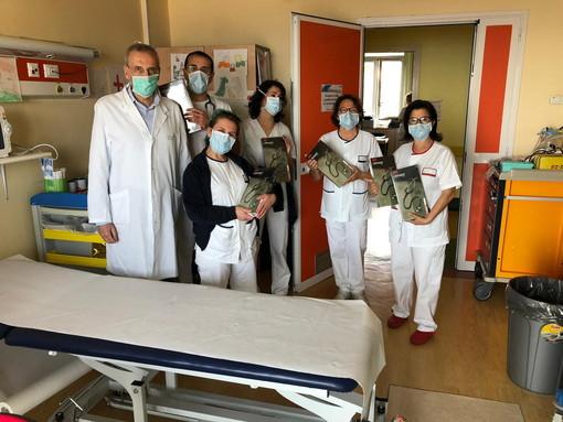 Imperia: dall'associazione 'A Piccoli passi' una donazione per il reparto di pediatria dell'ospedale