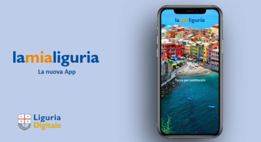 """Arriva l'app 'lamialiguria', Toti: """"Le opportunità e attrattive della nostra regione in un solo strumento"""" (video)"""
