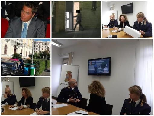 """""""Tangenti sotto forma di consulenze"""", questo per la Questura il modus operandi di Pizzimbone e La Porta (foto e video)"""