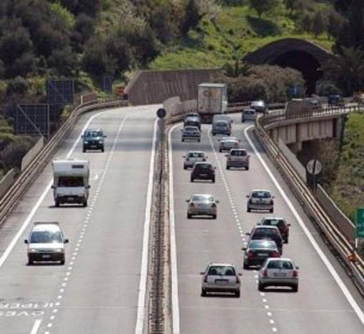 Autostrada A10: nel periodo estivo sospesi i cantieri tra Savona e Borghetto Santo Spirito