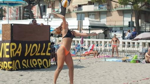 Con l'ultima parte dell'estate nel segno dello sport, torna a Diano Marina il grande beach volley