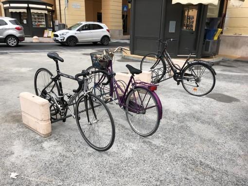 Imperia sempre più 'bike friendly': ok del Comune per 126 nuovi posti da destinare alle due ruote