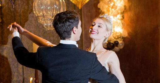 'Il Grande Ballo dei Principi e delle Principesse' all'Hôtel de Paris di Monte-Carlo