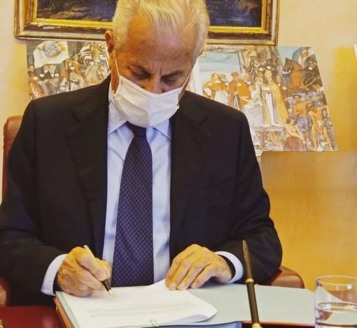 Claudio Scajola, sindaco di Imperia