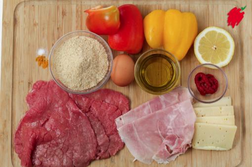 Felici e Veloci: le nuove (video) ricette di Fata Zucchina. Oggi cordon bleu con maionese e ketchup al peperone