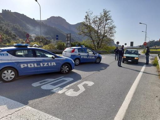 Intensificati i controlli della Polizia di Stato nel weekend di Pasqua ad Imperia e Provincia